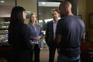 "Criminal Minds ~ 12x22 ""Red Light"""