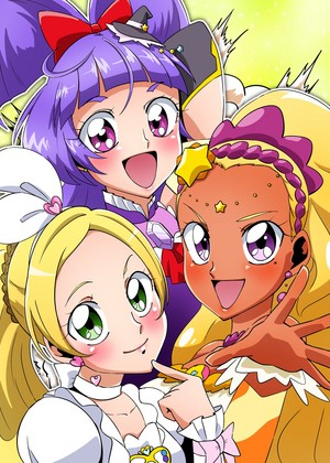 Cure Rhythm, Cure Magical and Cure Soleil