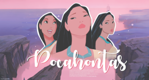 DP banner - Pocahontas