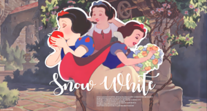 DP banner - Snow White
