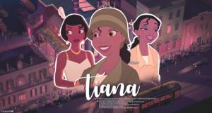 DP banner - Tiana