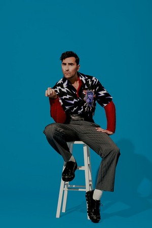 Dan Levy - Out Magazine - 2019
