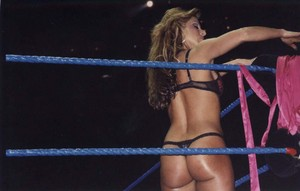 Dawn Marie - black lingerie