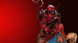 Deadpool The Conqueror 2 Wallpaper