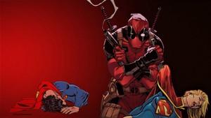 Deadpool The Conqueror fond d'écran 2