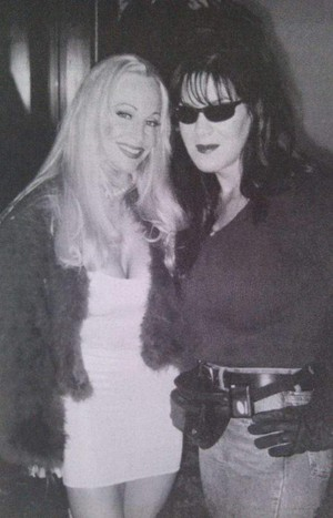 Debra and Chyna