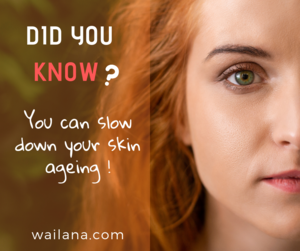 Delay your Skin aging