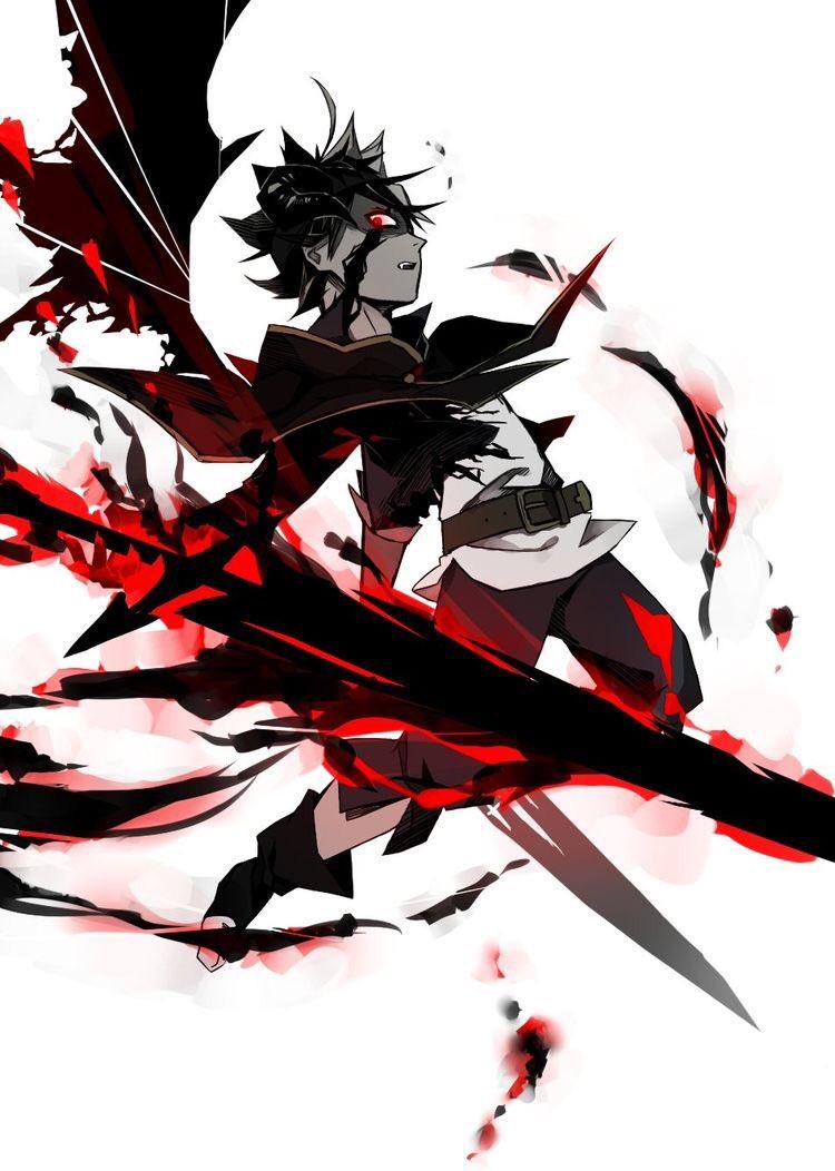 Demon Asta Black Clover Wallpaper 43001954 Fanpop