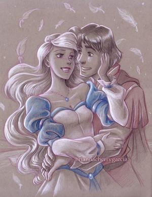 Derek and Odette