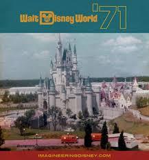 Disney World '71 Promo Ad