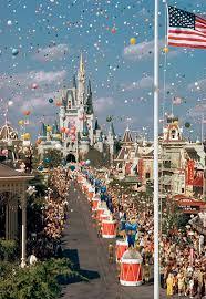 disney World Grand Opening 1971