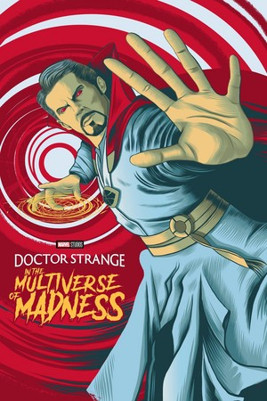 Doctor Strange and the Multiverse of Madness created 由 Dustin Knotek