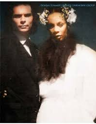 Donna Summer And Bruce Sudano 1980 Wedding