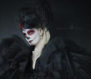 Dorothee Wirth sugar skull