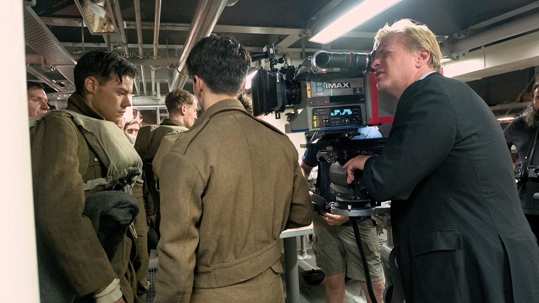 Dunkirk (2017) - Behind the Scenes