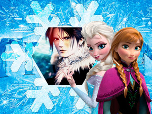 ELSA, ANNA AND SQUALL