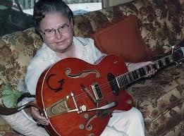 Eddie Cocharan's Guitar