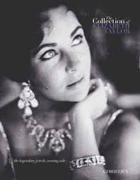 Elizabeth Taylor Jewelry Collection Promo Ad