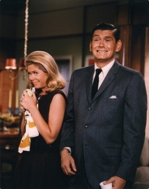 Elizabeth and Dick York
