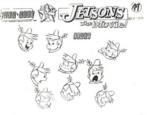 Elroy Model Sheet2