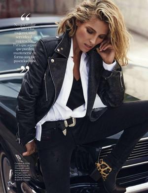 Elsa Pataky - Elle Spain Photoshoot - 2016