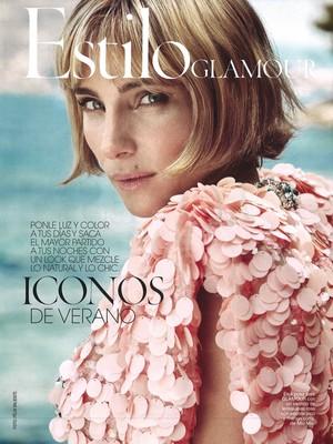 Elsa Pataky - Glamour Spain Photoshoot - 2017