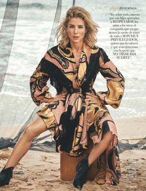 Elsa Pataky - Hola Fashion Photoshoot - 2018