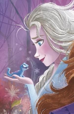 Elsa and Bruni