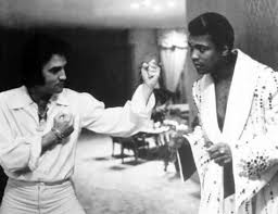 Elvis And Muhammad Ali