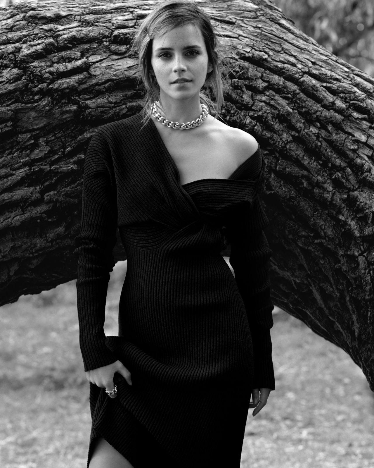 Emma Watson British Vogue December 2019 issue