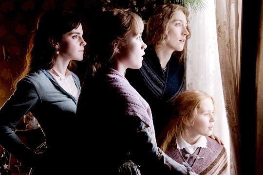 Emma in 'Little Women'