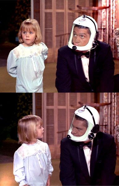Erin Murphy and Dick York
