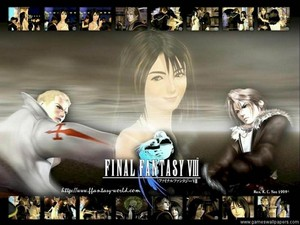 FINAL fantaisie VIII