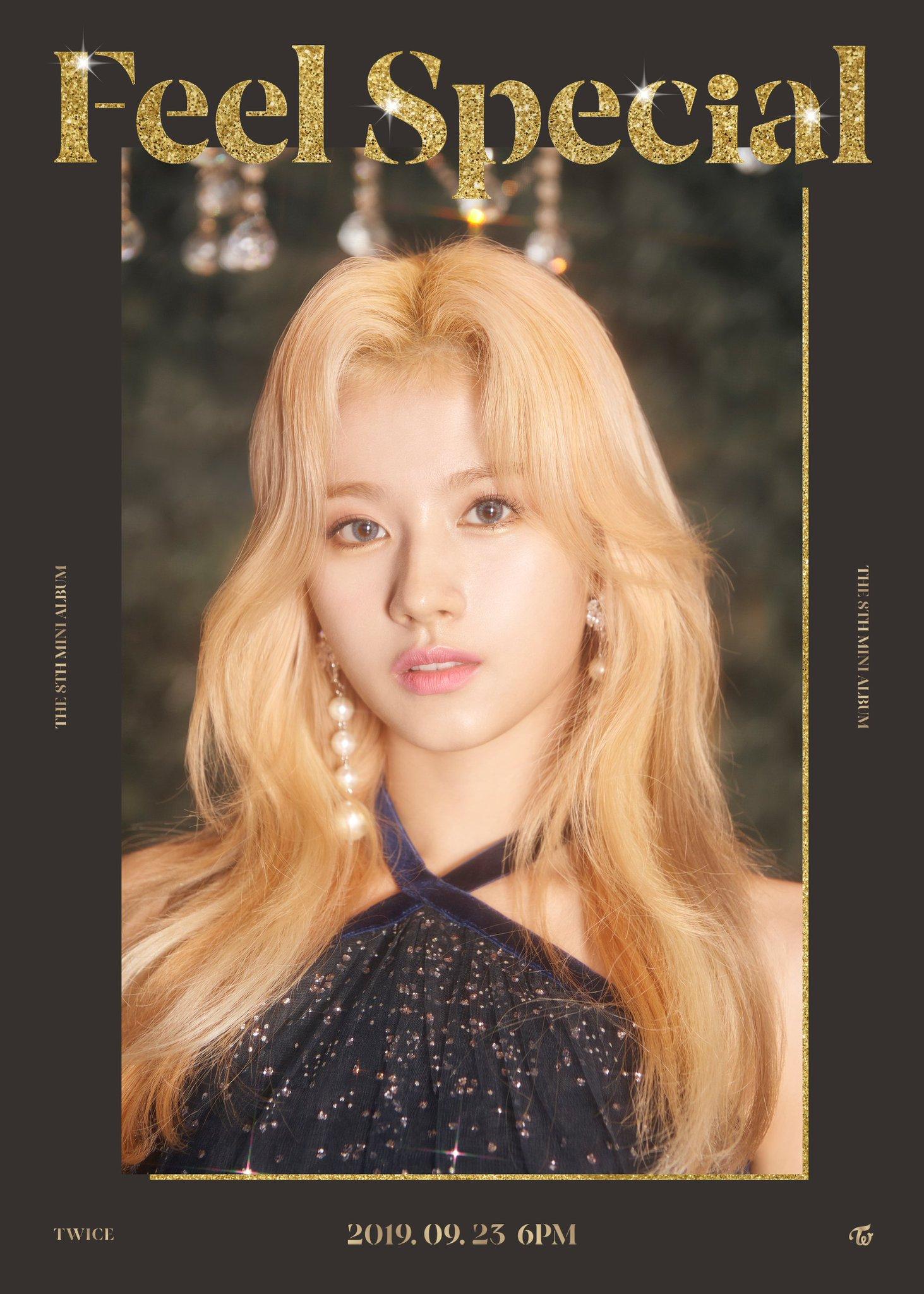 Feel Special Twice Jyp Ent Wallpaper 43016038 Fanpop