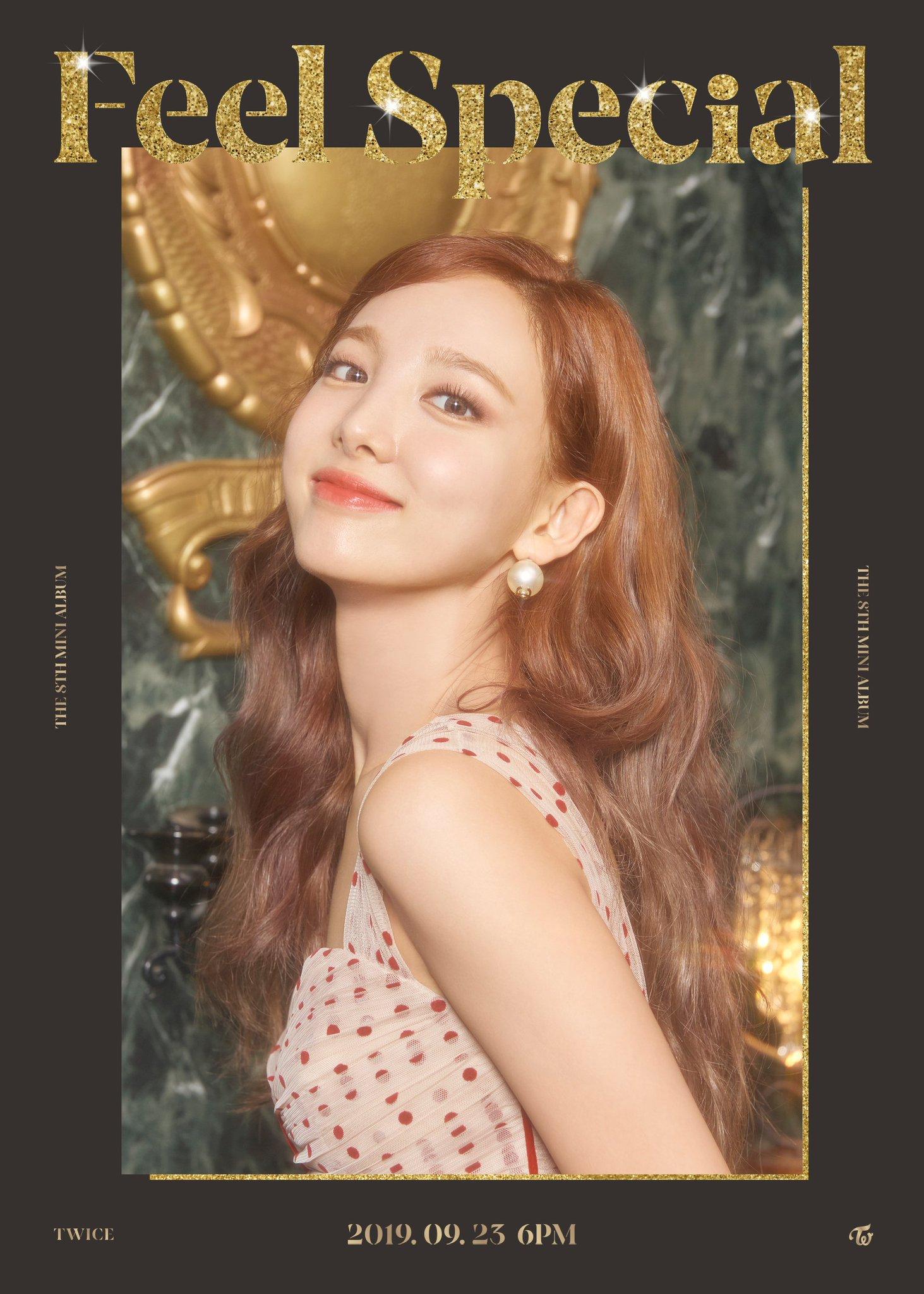 Feel Special Twice Jyp Ent Wallpaper 43016044 Fanpop