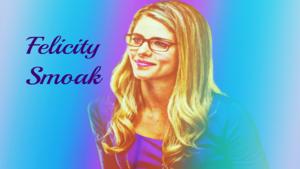 Felicity Smoak wallpaper