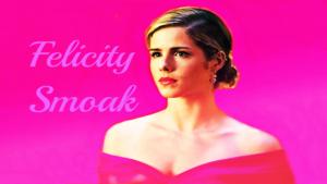 Felicity Smoak achtergrond