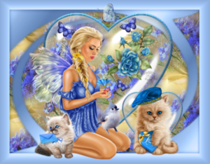For My Beautiful Fairy Sister