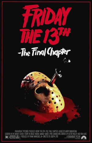Friday The Thirteenth-The Final Chapter Movie poster