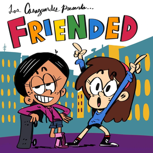 Friended Promotional Artwork