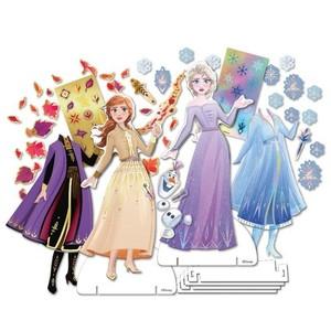 nagyelo 2 Anna and Elsa Dresses