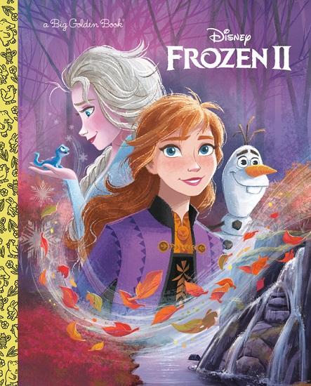 Холодное сердце 2 Book Cover