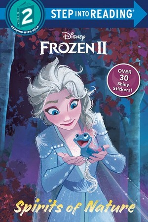 《冰雪奇缘》 2 Book Covers