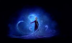 Frozen 2 Concept Art - Elsa by Lisa Keene