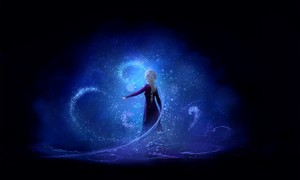 Frozen 2 Concept Art - Elsa door Lisa Keene