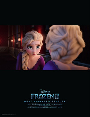 "Frozen 2 ""For Your Consideration"" ads"