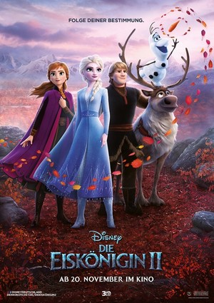 Frozen 2 German Poster