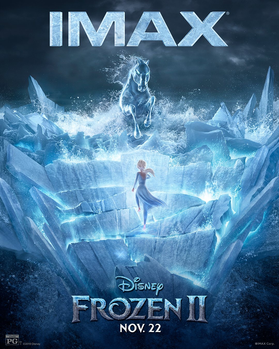 Frozen 2 IMAX Poster