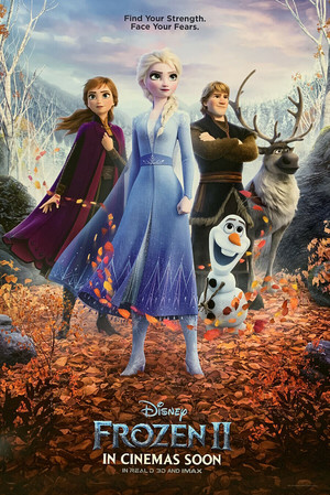 Frozen 2 New Poster