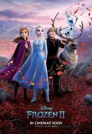 アナと雪の女王 2 Poster